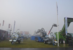 Agro Show 2014 Exhibition Bednary